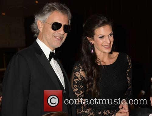 Andrea Bocelli and Veronica Berti 4