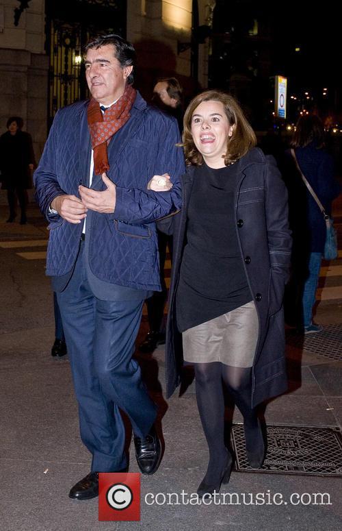 Soraya and Jose Antonio Bermudez De Castro 11