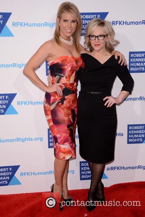 Cheryl Hines and Rachael Harris 4