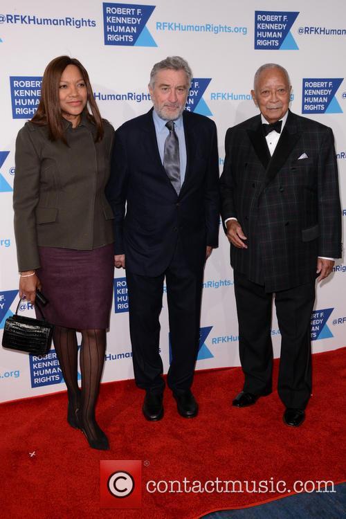 Grace Hightower, Robert De Niro and David Dinkins 3