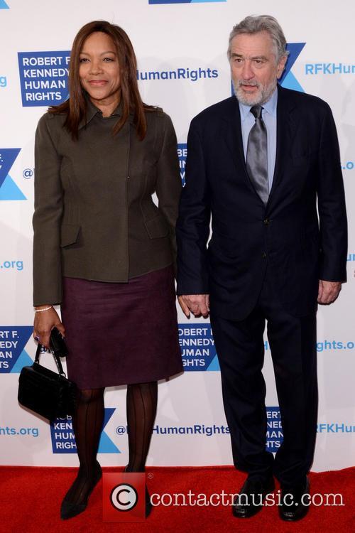 Grace Hightower and Robert De Niro 5
