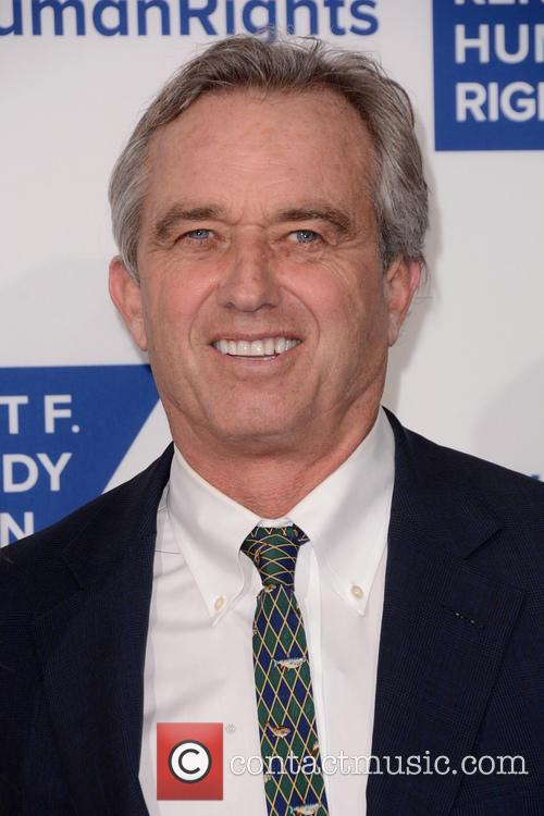 Hope and Robert F. Kennedy Jr. 8