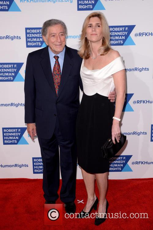 Tony Bennett and Susan Crow 2