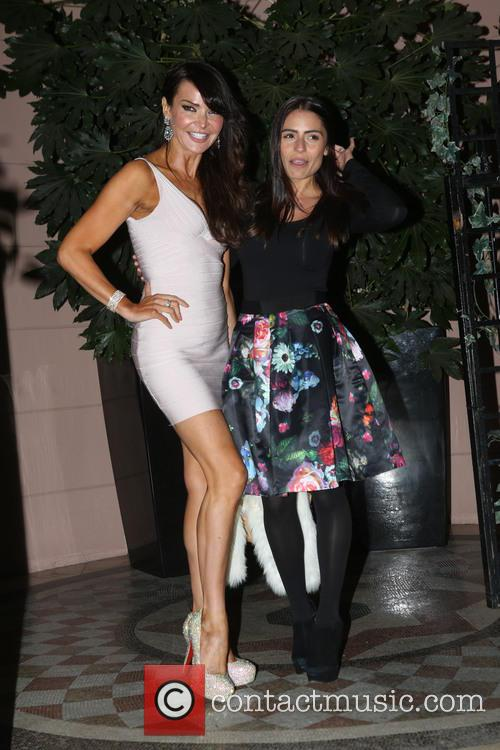 Lizzie Cundy and Layla Anna-lee 4