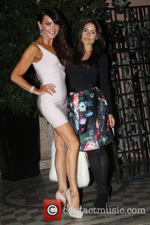 Lizzie Cundy and Layla Anna-lee 5