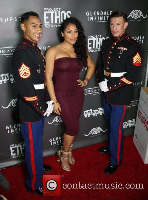 Shantel Jackson and Miss Jackson 1