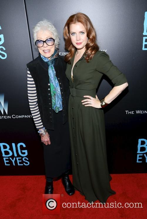 Amy Adams and Margaret Keane 10