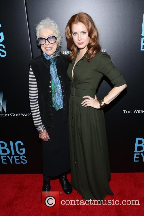 Amy Adams and Margaret Keane 11