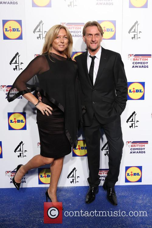 Carl Fogarty and Wife Michaela Fogarty 2