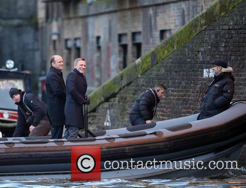 Daniel Craig and Sam Mendes 2