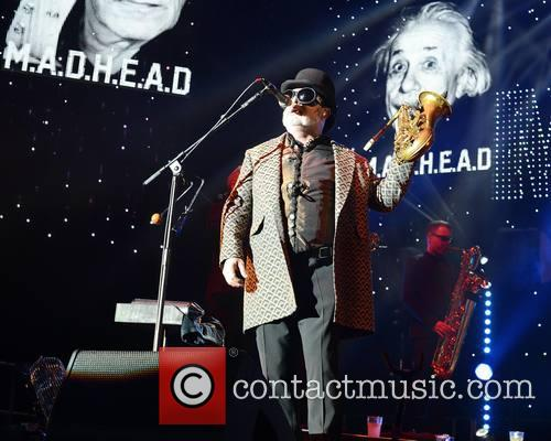 Madness perform at the 3Arena