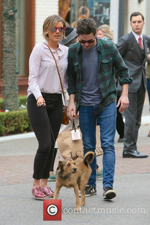 Ali Fedotowsky and Kevin Manno 2