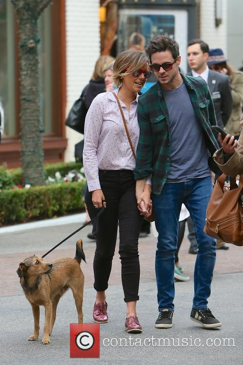 Ali Fedotowsky and Kevin Manno 4