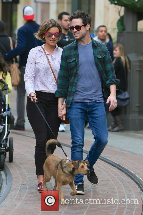 Ali Fedotowsky and Kevin Manno 6