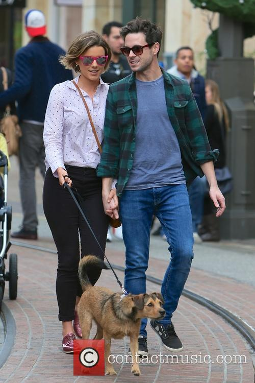 Ali Fedotowsky and Kevin Manno 7