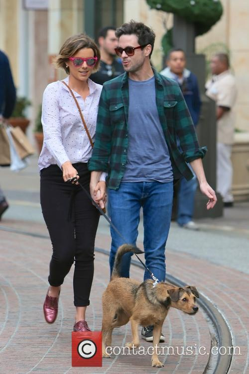 Ali Fedotowsky and Kevin Manno 10