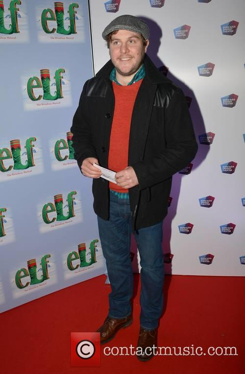 Opening night of 'Elf the Musical'
