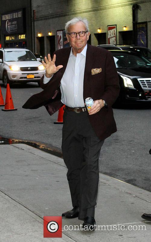 David Letterman and Tom Brokaw 3