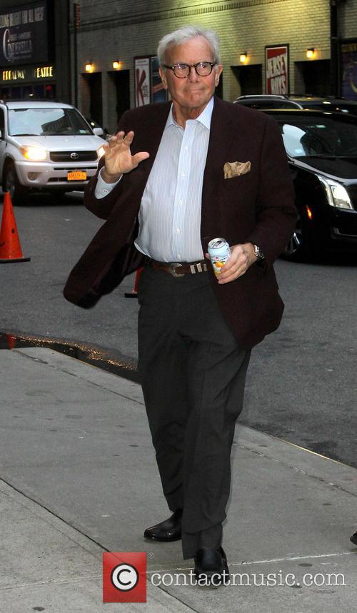 David Letterman and Tom Brokaw 4