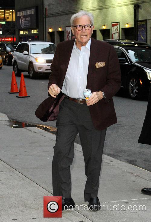 David Letterman and Tom Brokaw 6