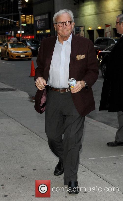 David Letterman and Tom Brokaw 8