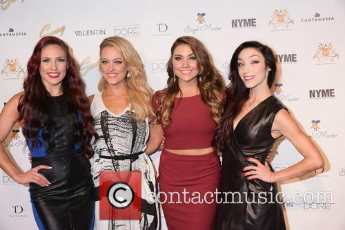 Sharna Burgess, Peta Murgatroyd, Jenna Johnson and Meryl Davis 5