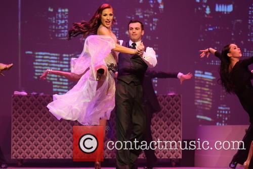 Sharna Burgess and Tony Dovoloni 2