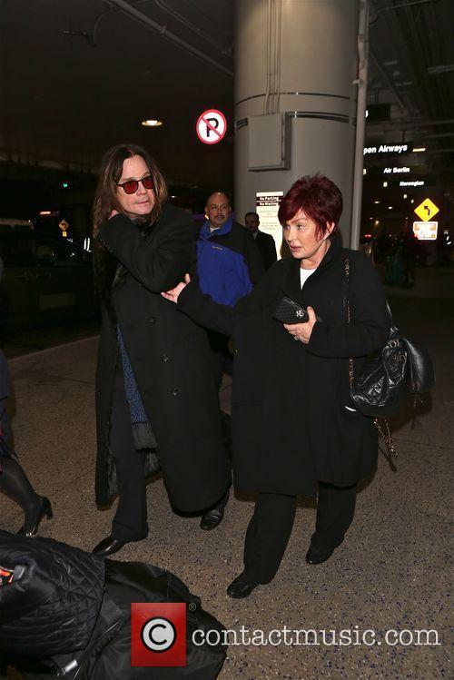 Ozzy Osbourne and Sharon Osbourne 7