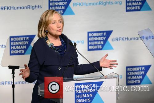 Hope and Hillary Rodham Clinton 7