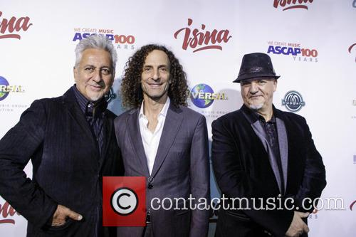 Humberto Gatica, Kenny G and Frank Gambale 1