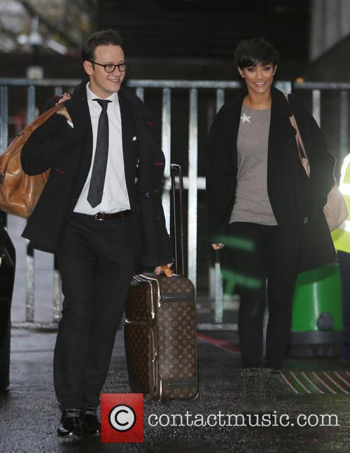 Frankie Sandford and Kevin Clifton 4