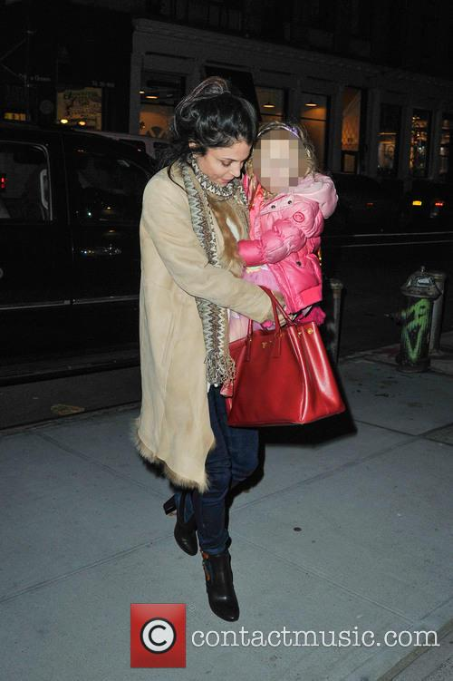 Bethenny Frankel and Bryn Hoppy 9