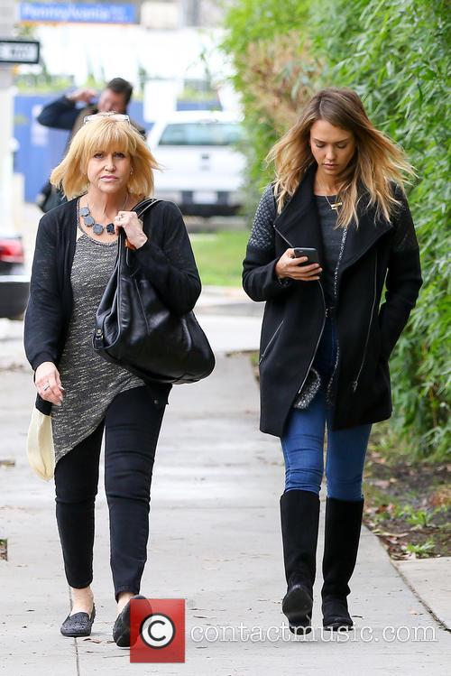 Jessica Alba and Catherine Jensen 5