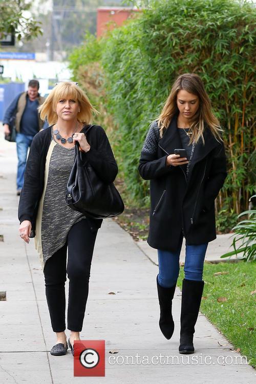 Jessica Alba and Catherine Jensen 7