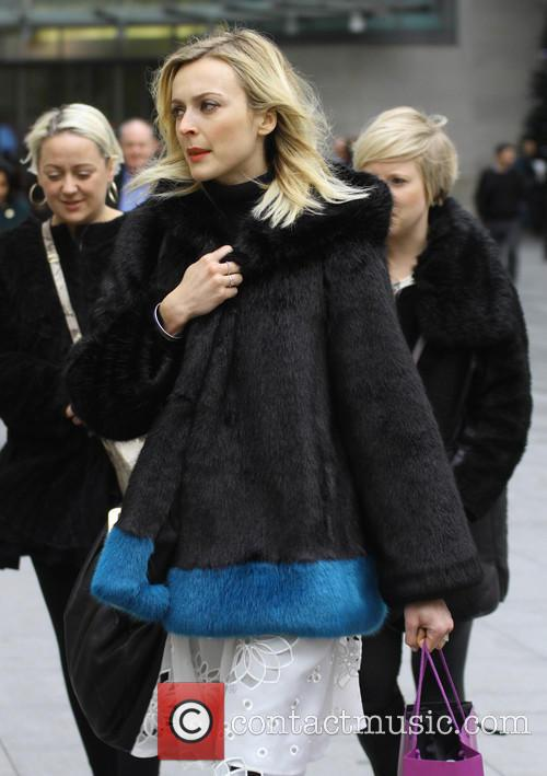 Fearne Cotton leaving the BBC Radio 1 studios