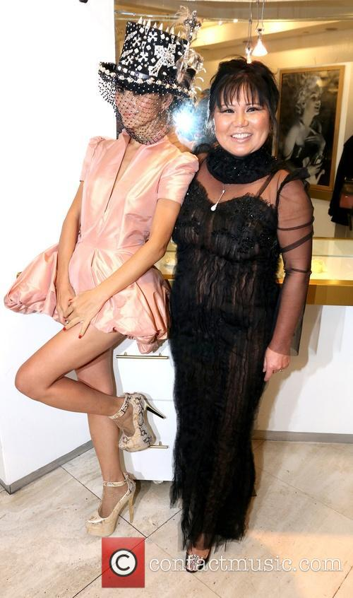 Bai Ling and Sonia Ete 7