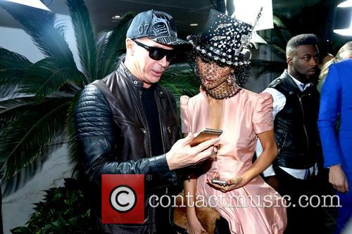 Lloyd Klein and Bai Ling 2