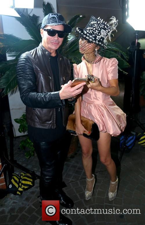 Lloyd Klein and Bai Ling 4