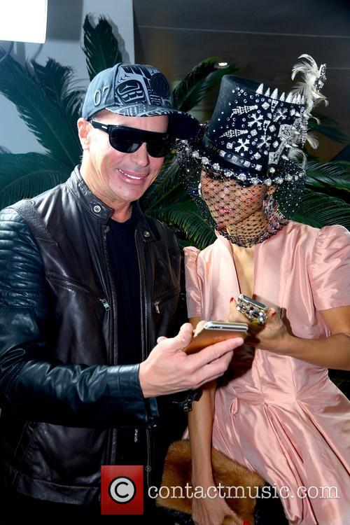 Lloyd Klein and Bai Ling 5