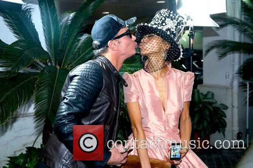 Lloyd Klein and Bai Ling 6