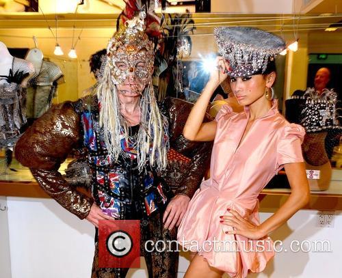Punk Kouture and Bai Ling 2