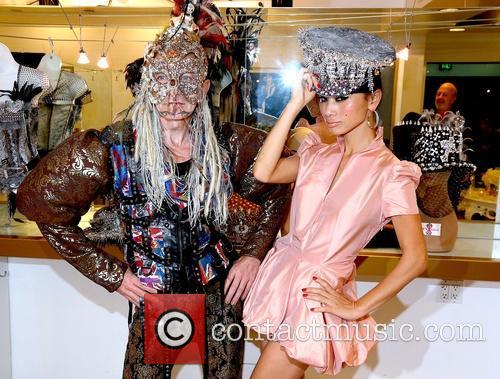 Punk Kouture and Bai Ling 3