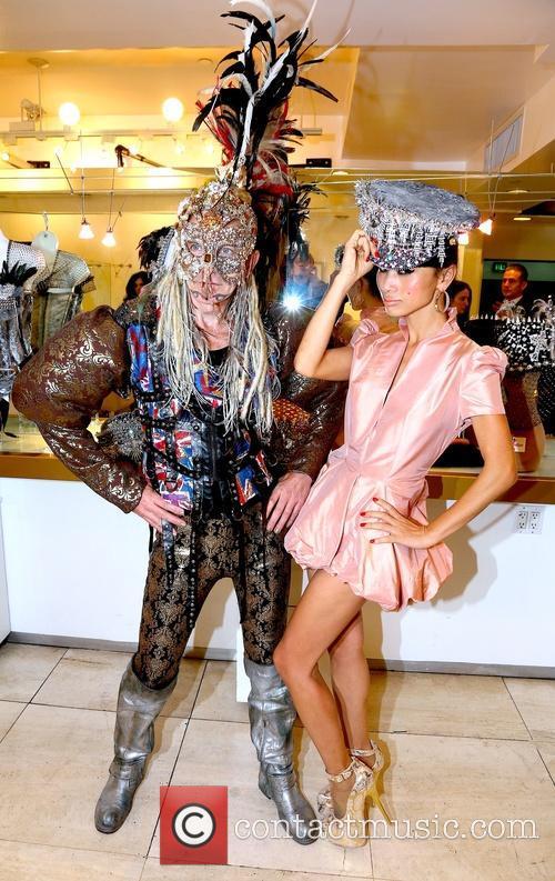 Punk Kouture and Bai Ling 1