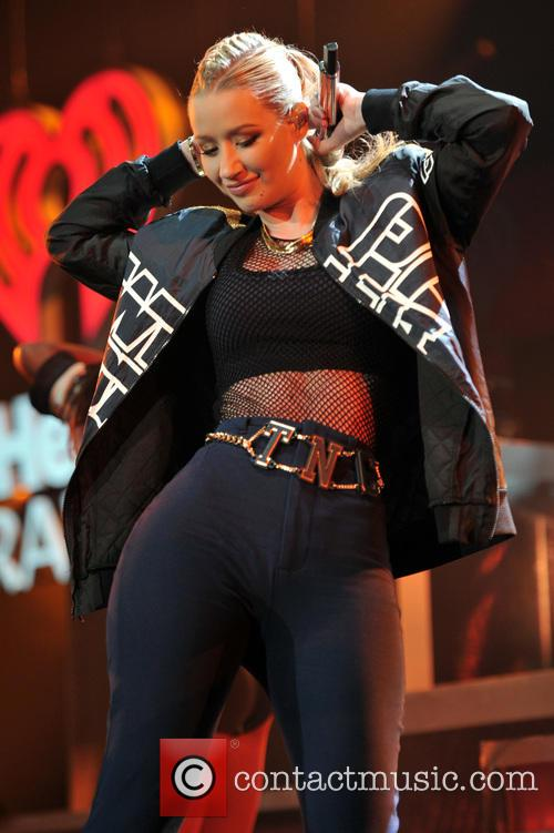 Iggy Azalea performs in Illinois