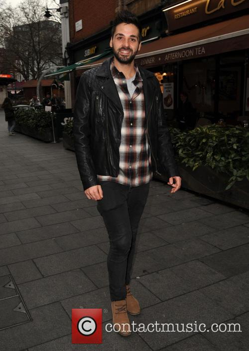 'X Factor' winner Ben Haenow leaves Global House