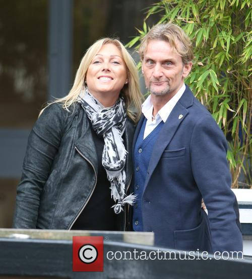 Carl Fogarty and Michaela Fogarty 1