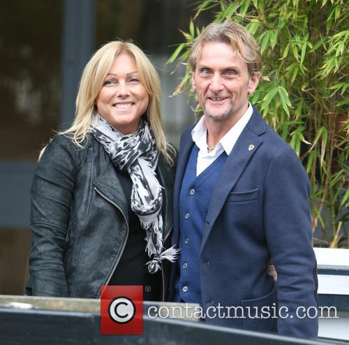 Carl Fogarty and Michaela Fogarty 8
