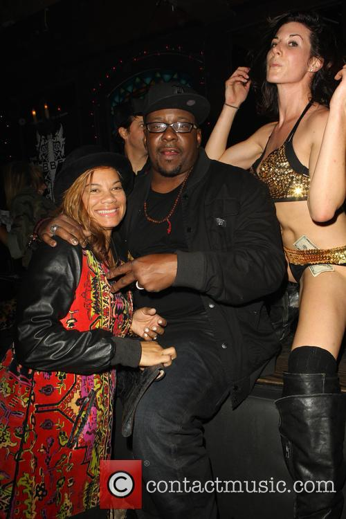 Alicia Etheredge and Bobby Brown 2