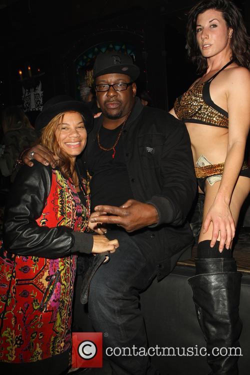 Alicia Etheredge and Bobby Brown 3