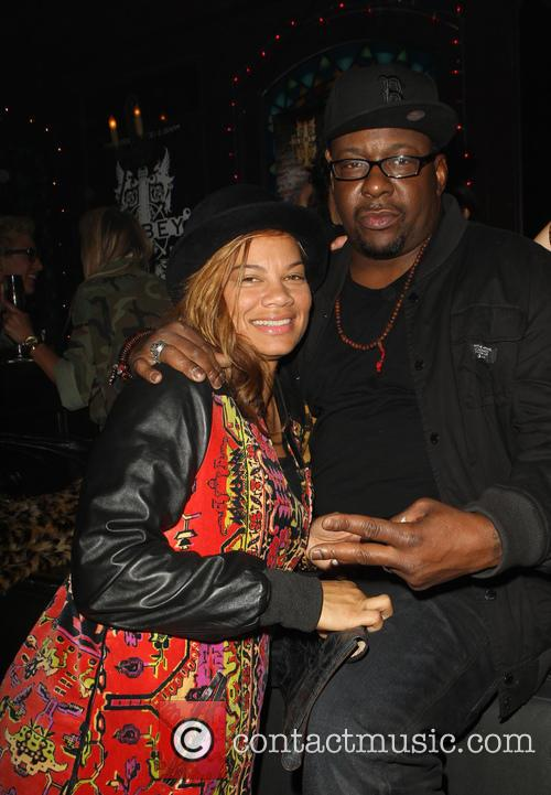 Alicia Etheredge and Bobby Brown 4